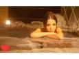 【友田彩也香】美乳ギャルがイケメンと一日デートし、温泉に入ったあとはお酒でほろ酔いの中とろけるようなラブラブSEX♡